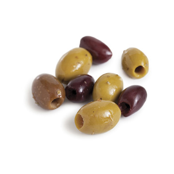 Pitted Greek Olive Mix