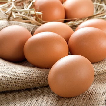 Eggs Lrg Brown Cage Free Loose