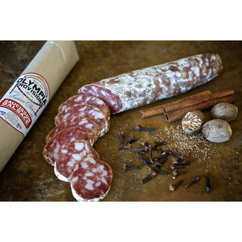 Olympia Provisions Salami Saucisson D' Alsace