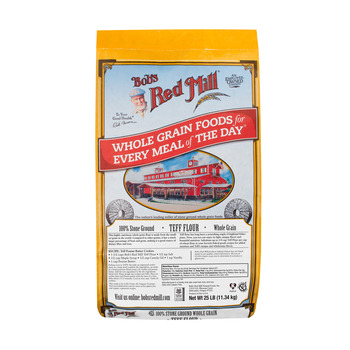 Teff Flour Bobs Red Mill