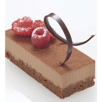 Symphony Desserts Mousse Cake - Chocolate Crunch b