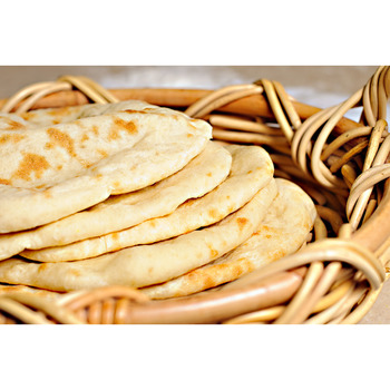 Naan Bread Traditional