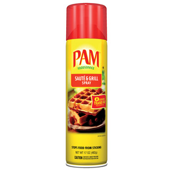Pam Organic Spray 17oz