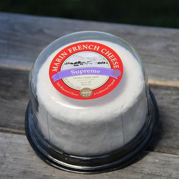 Marin Supreme Extra Creme Brie