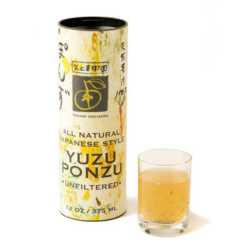 Ponzu Ginger Unfiltered Wa