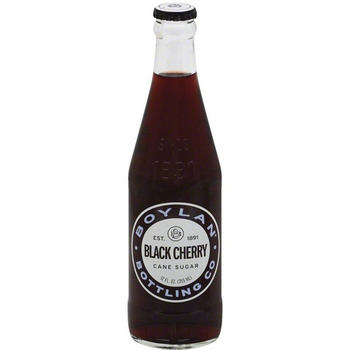 Boylan Soda Black Cherry