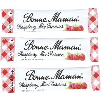 Bonne Maman Raspberry Packet