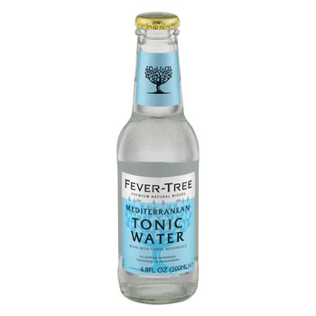 Tonic Fever Tree Medit Glass