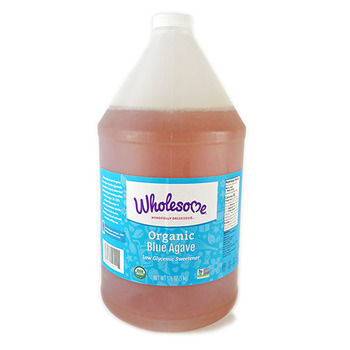 Wholesome Agave Syrup - Light - Organic