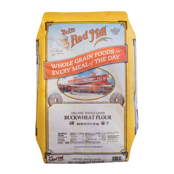 Bobs Red Mill Organic Buckwheat Flour