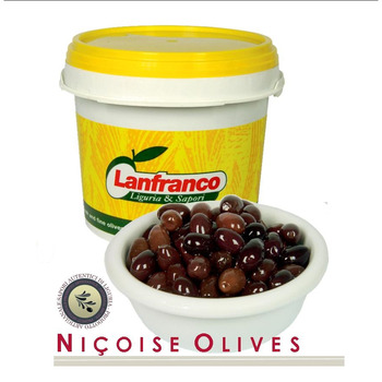Brown Olives Nicoise