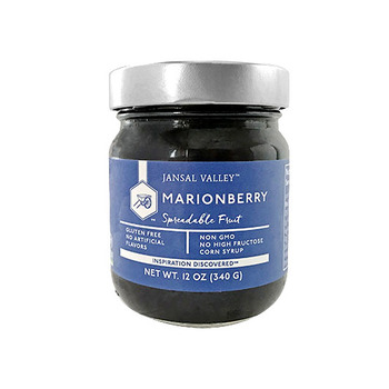 Oregon Growers Marionberry Spread