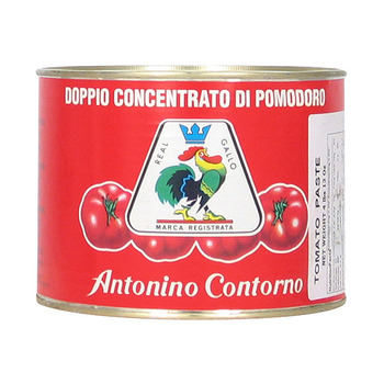 Tomatoes Paste Contorno