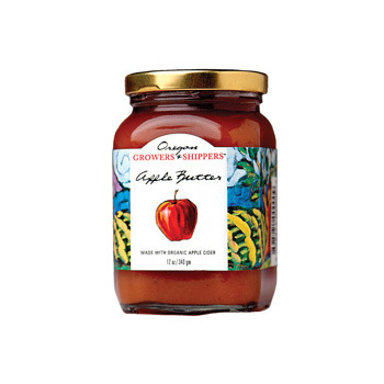 Oregon Growers Apple Butter Jam