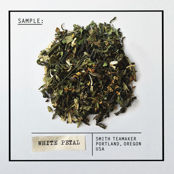 Steven Smith Teamaker No. 72 White Petal Full-leaf