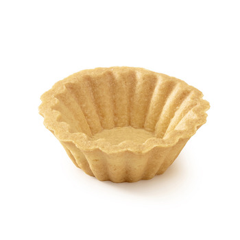 Pidy Tart Shell Round - Sweet - Fluted