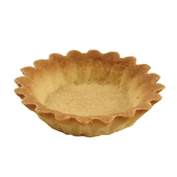 Jean Ducourtieux Tart Shell Round - Savory - Flute