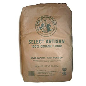 King Arthur Organic Artisan Select Flour - Type 55