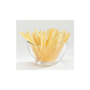 Lemon Peel Strips Candied