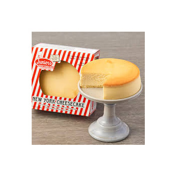 Junior's Plain Cheesecake 10