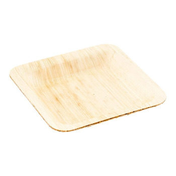 Rw Bamboo Leaf Plate Small