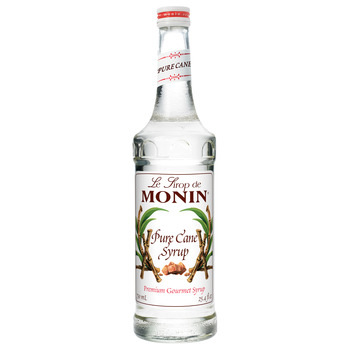 Syrup Pure Cane Monin