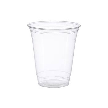 12oz Clear Plactic Cups