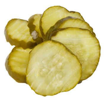 Pickles Dill Chips Crinkle Cut