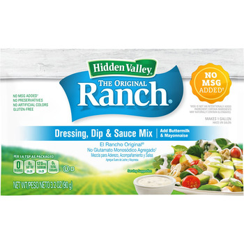 Ranch Dressing Bttmlk Dry Mix