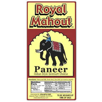 Royal Mahout Paneer