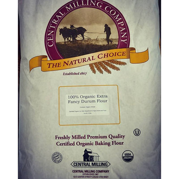 Organic Xtra Fancy Durum Flour