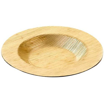 Rw Bamboo Round Plate Small