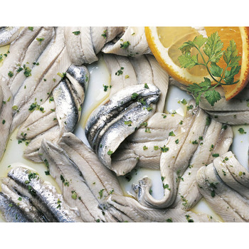 Bel Aria Marinated Anchovies