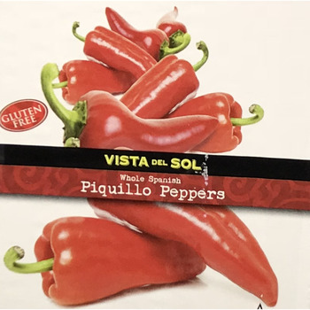 Peppers Piquillo Roasted Red