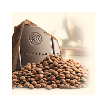 Callebaut 32.7% Milk Chocolate Couverture Callets