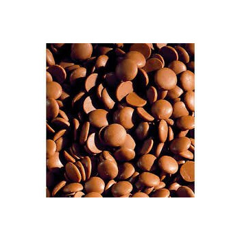 Callebaut 31.7% Milk Chocolate Callets