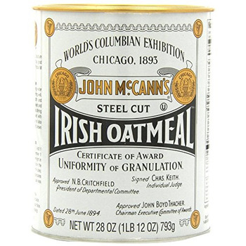 Oatmeal Irish Mccanns