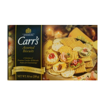 Carrs Asst Biscuit Selection