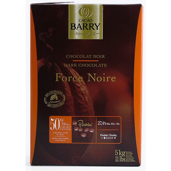 Cocoa Barry 50% Semi Sweet Forne Noire