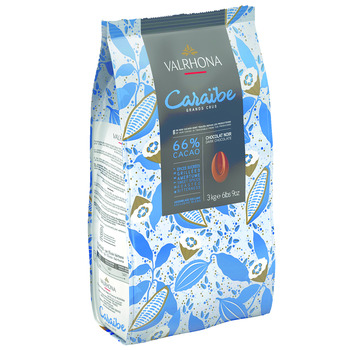 66% Val Caraibe Bs Feves