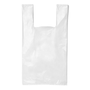 Bags T-sacks Plain White