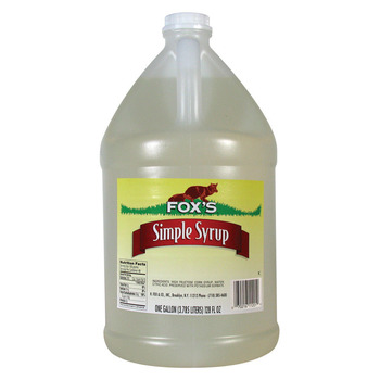 Simple Syrup U-bet