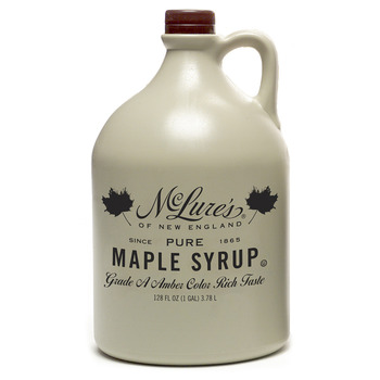 Mclure's Maple Syrup - Medium Amber