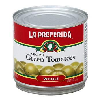 Tomatillo Green Whole La Prefe
