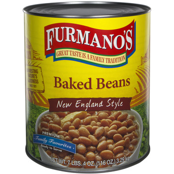 Beans Baked W/pork Old Fashion