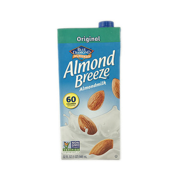Milk Almond Breeze Van Swtnd