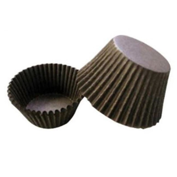 Cup Baking Mold Brown