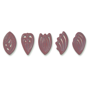Dobla Round Dark Chocolate Dã‰cor