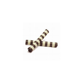 Dobla Chocolate Cigarette - Dark/white Twister