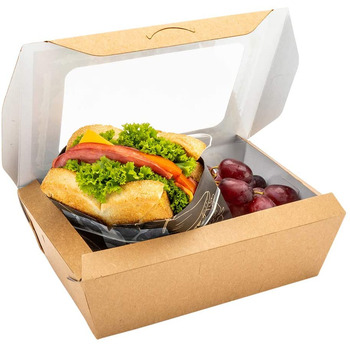 Rw Med Cafe Vision Lunch Box